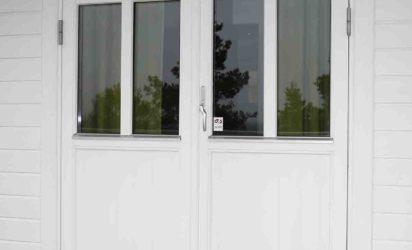2-fløyet terrassedør
