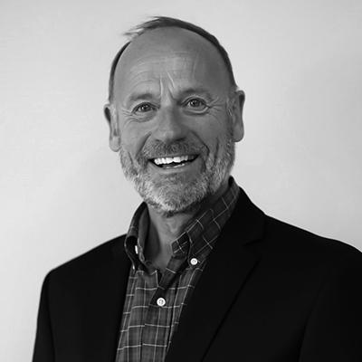 Tomm Walter Larsen er Markeds- og kjedesjef i Glassmester1